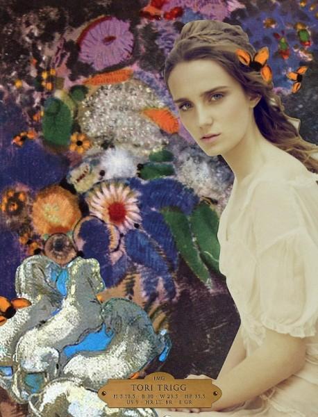 Композитки пяти модельных агентств к Нью-Йоркской неделе моды. Изображение № 75.