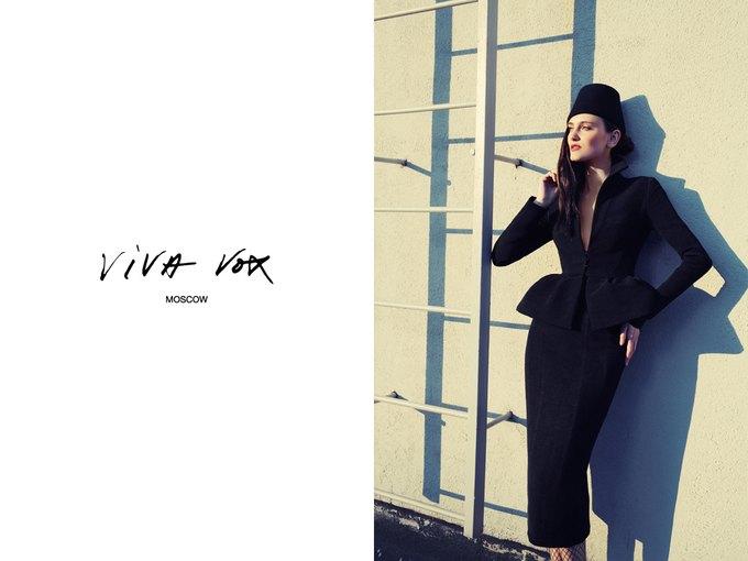 Viva Vox выпустили лукбук и кампанию. Изображение № 43.