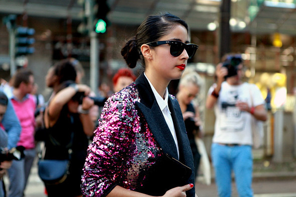 Детали: Milan Fashion Week. Изображение № 3.
