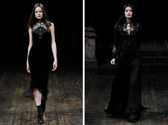 Показы на London Fashion Week AW 2011: день 4. Изображение № 26.