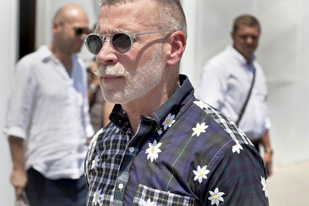 Стритстайл: Красивые мужчины на Pitti Uomo. Изображение № 19.