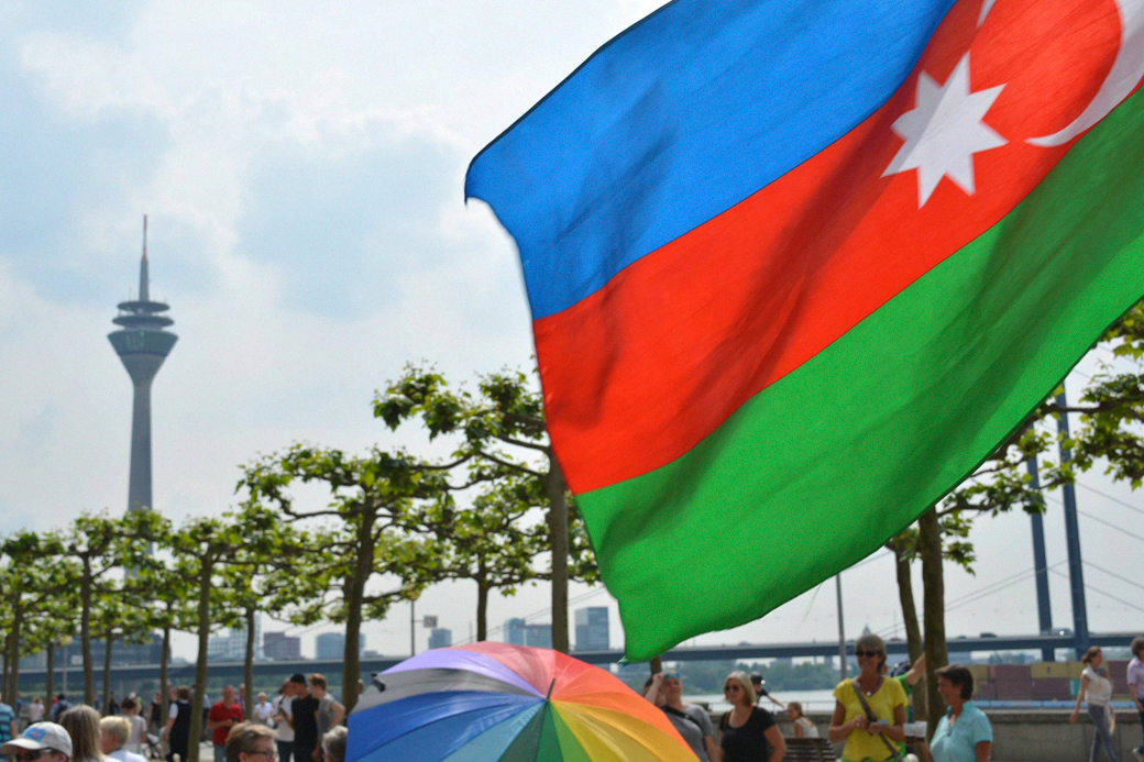 Being Gay In Azerbaijan