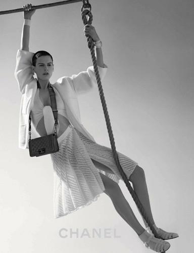 Chanel SS 2012 . Изображение № 193.