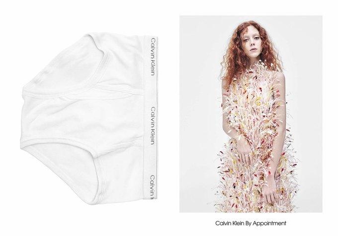 Милли Бобби Браун снялась в кампании Calvin Klein. Изображение № 5.