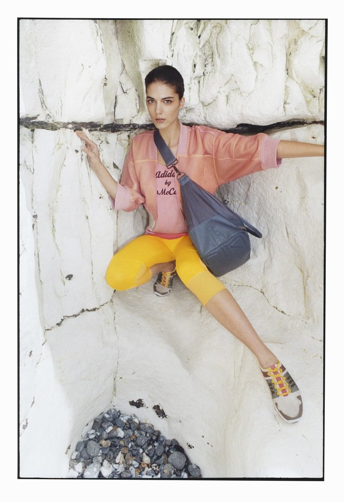 Cтелла Маккартни показала новую коллекцию для adidas. Изображение № 14.