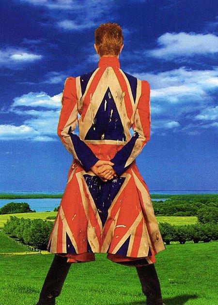 Дэвида Боуи признали самым стильным британцем в истории. Изображение № 2.