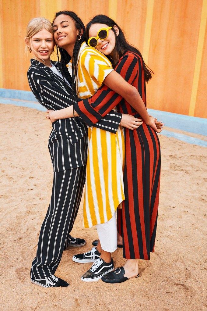 Hug Life: Monki показали весенне-летний лукбук. Изображение № 1.