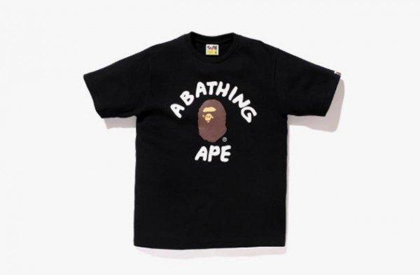 A Bathing Ape выпускает коллекцию с принтами Кита Харинга. Изображение № 14.
