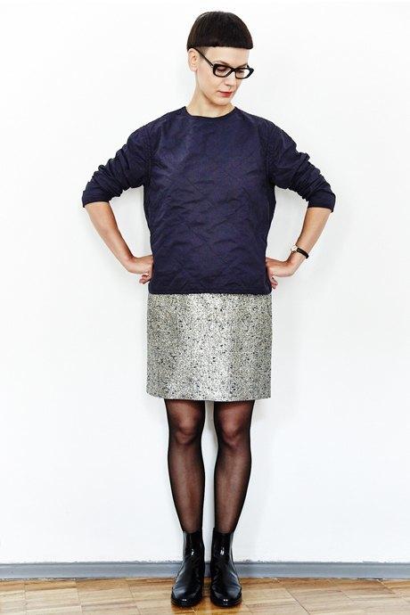 Юлия Выдолоб,  журналист и главный  редактор сайта Fott. Изображение № 36.