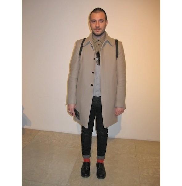 Изображение 15. Milan Fashion Week: день первый — луки.. Изображение № 10.