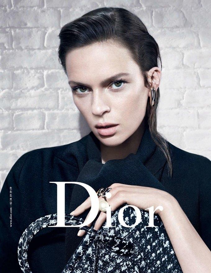 Вилли Вандерперре снял новую кампанию Dior. Изображение № 5.