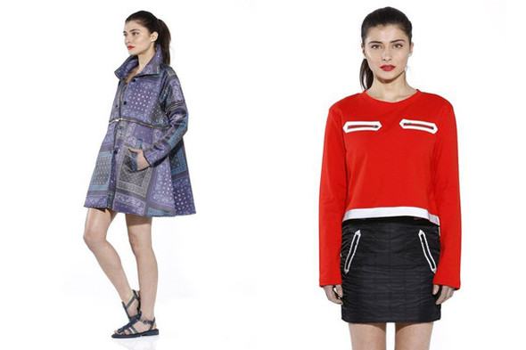 Новые коллаборации: Adidas и Opening Ceremony, Бет Дитто и M.A.C и другие. Изображение № 6.