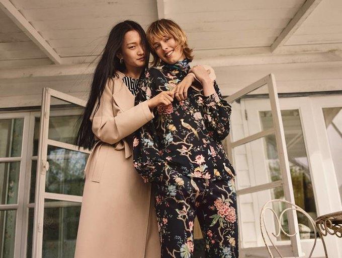 H&M показали красивый коллаб с текстильной маркой GP & J Baker . Изображение № 5.