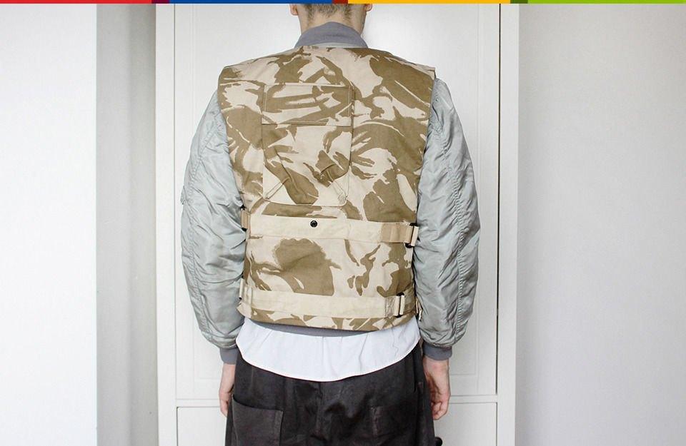 Война и мир: Студент Saint Martins о своей коллекции милитари-одежды. Изображение № 11.