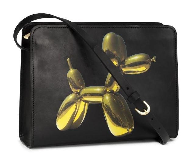 Джефф Кунс сделает сумку и оформит магазин H&M  в Нью-Йорке. Изображение № 1.