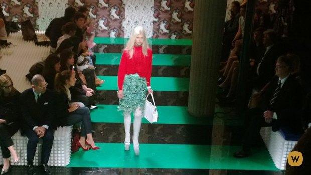 Прямой репортаж  с Paris Fashion Week:  День 9. Изображение № 19.