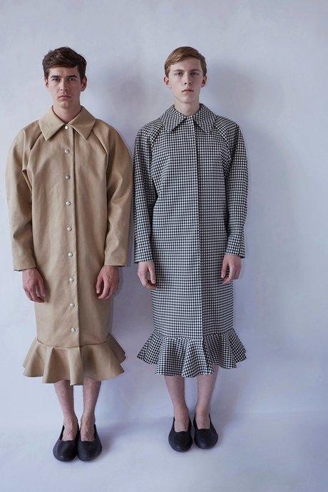 Мужская юбка как новая модная норма . Изображение № 5.
