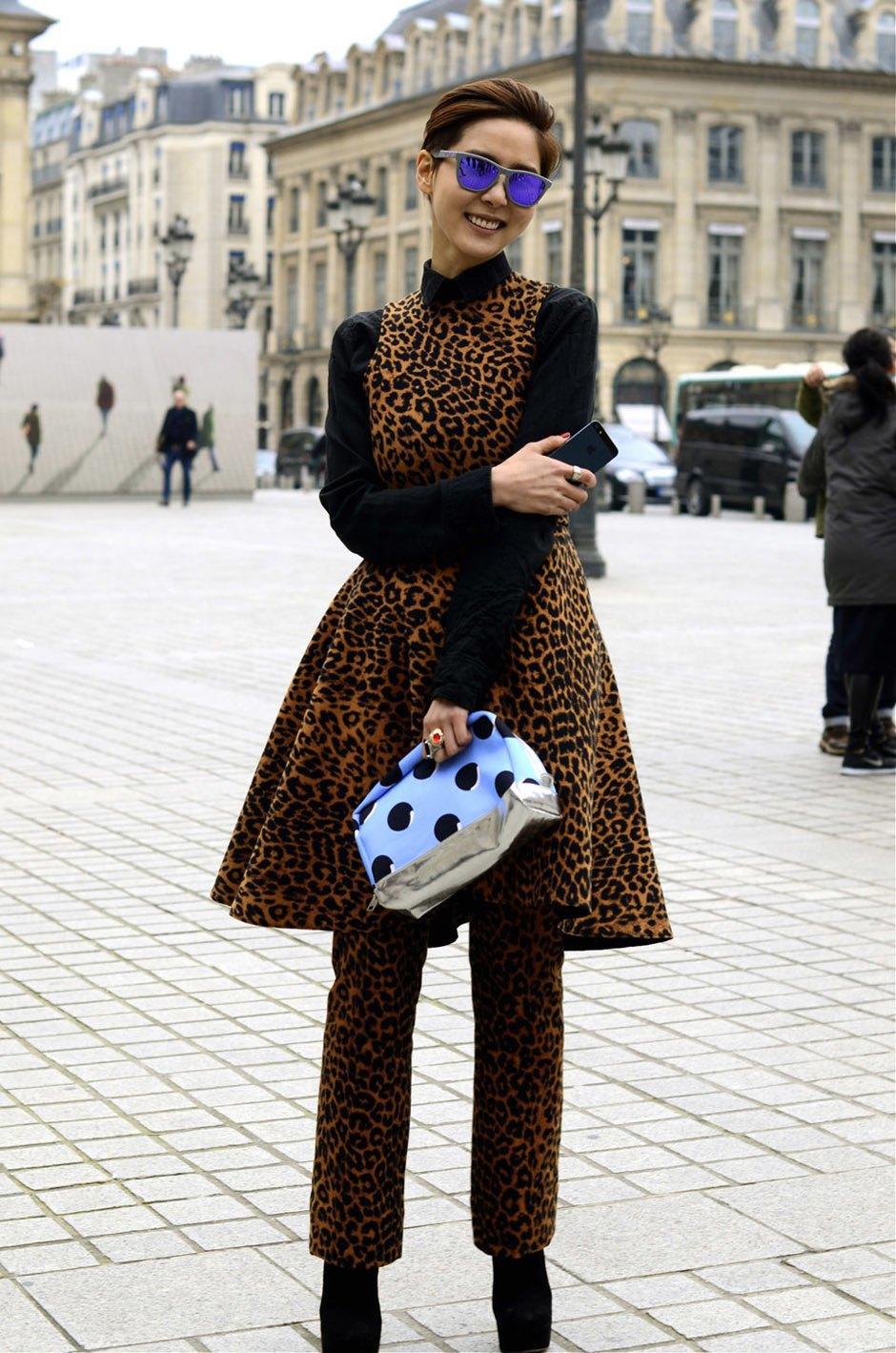 Гости Парижской недели моды FW13, часть 1. Изображение № 13.