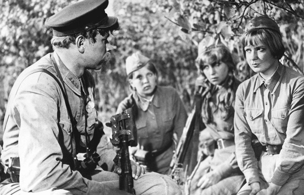 Женщины на фронте: Новая волна патриотического кино. Изображение № 2.