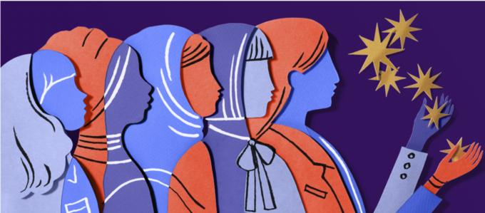 К 8 Марта Facebook запустит проект  о женщинах в бизнесе. Изображение № 1.