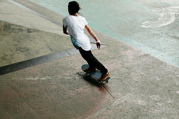 Женский пул:  Девушки на скейте. Изображение № 10.