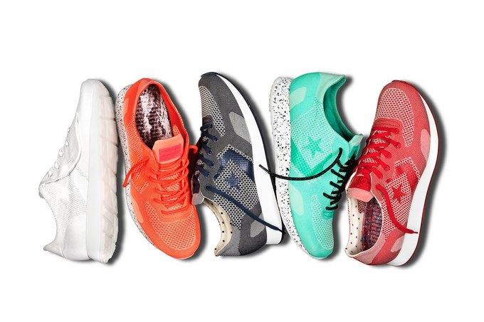 Converse показали новую яркую версию кроссовок Auckland Racer. Изображение № 1.