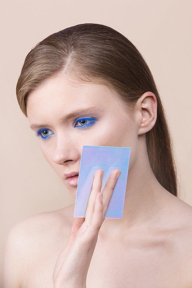 6 вариантов макияжа  с цветной тушью. Изображение № 8.
