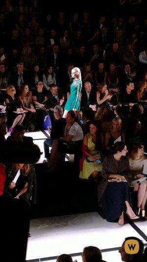 Прямой репортаж  с Paris Fashion Week:  День 7. Изображение № 20.