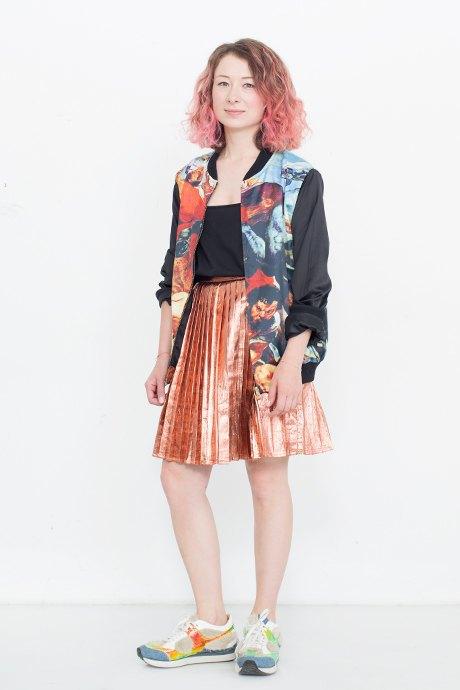 Менеджер культурных проектов Катя Савченко о любимых нарядах. Изображение № 10.