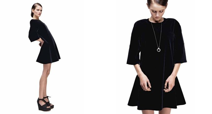 Платья в бельевом стиле в лукбуке KamenskayaKononova. Изображение № 22.