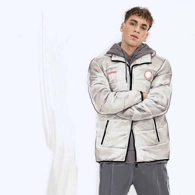 Zasport показали эскизы «нейтральной» формы российских спортсменов. Изображение № 5.