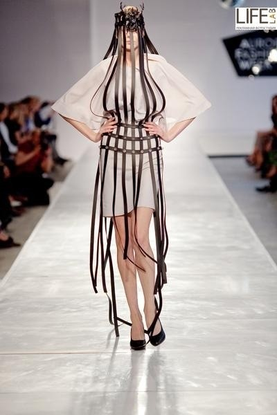 Изображение 5. Aurora Fashion Week 2011: итальянский десант.. Изображение № 5.