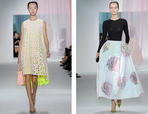 Парижская неделя моды:  Показы Dior, Isabel Marant, Maison Martin Margiela. Изображение № 3.