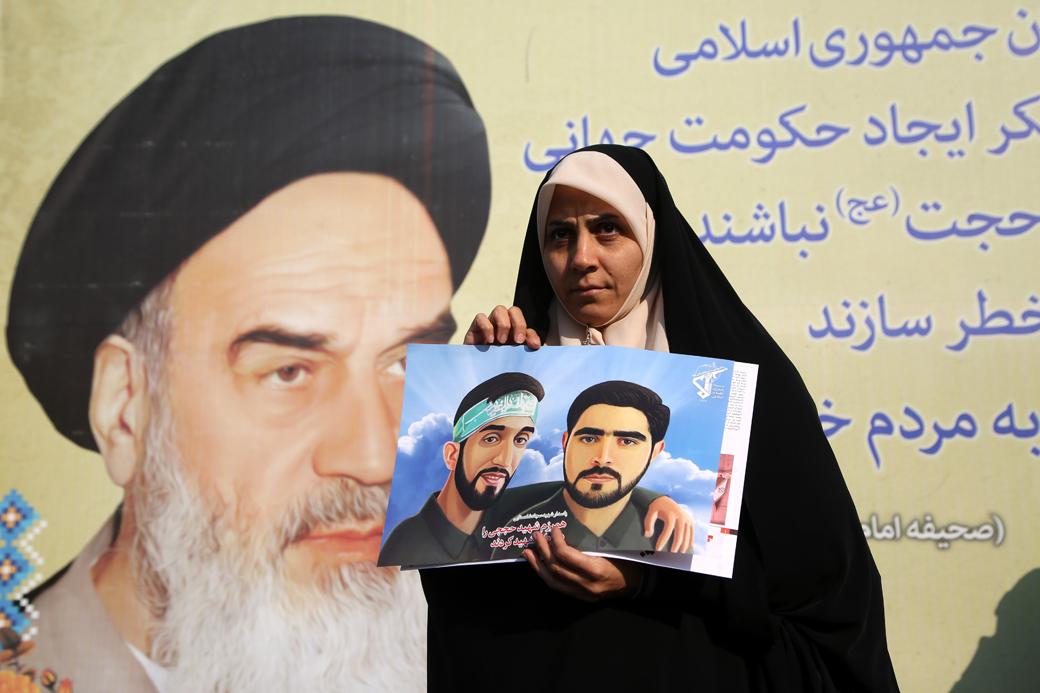 Чужая революция: Нужны ли женщинам протесты в Иране. Изображение № 4.