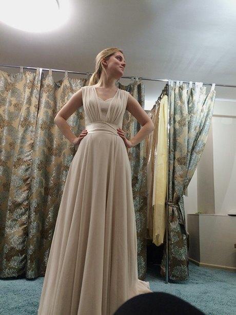 Недостижимый идеал: Как я выбирала свадебное платье. Изображение № 3.