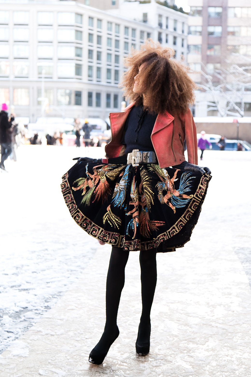 Неделя моды в Нью-Йорке,  часть II. Изображение № 28.