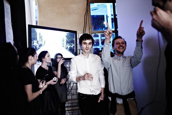Репортаж: Alexander Terekhov FW 2012. Изображение № 64.