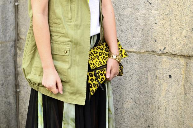 Streetstyle: Неделя моды в Лондоне, часть 2. Изображение № 15.