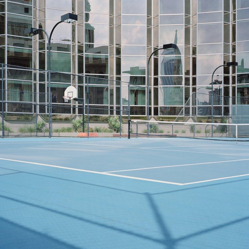 «Courts»: Заброшенные спортплощадки . Изображение № 28.