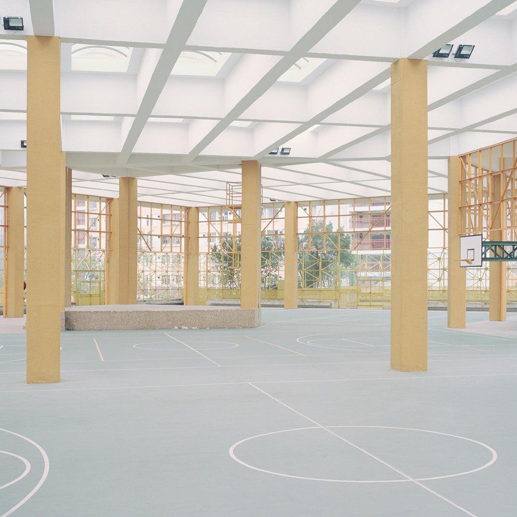 «Courts»: Заброшенные спортплощадки . Изображение № 18.