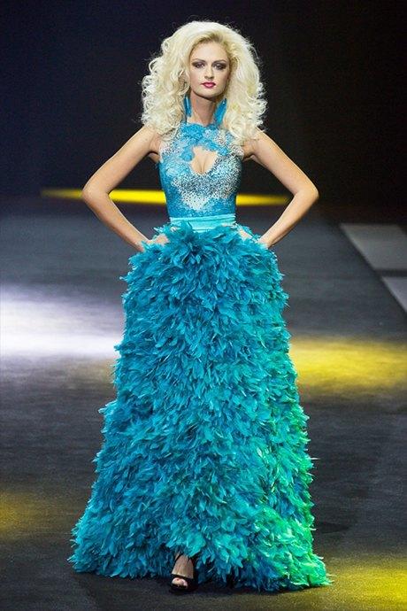 Показ Malyarova Olga на Volvo Fashion Week  . Изображение № 4.