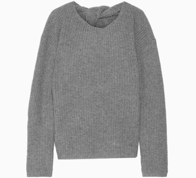 10 серых свитеров со скидками: От простых до роскошных. Изображение № 8.