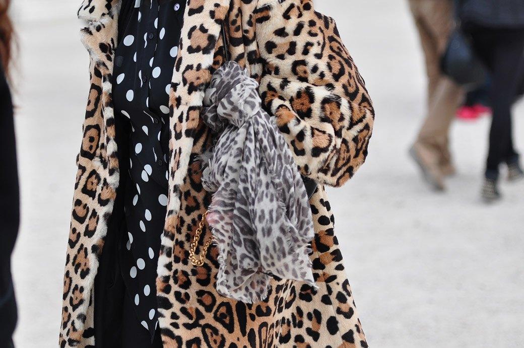 Гости Парижской недели моды FW13, часть 2. Изображение № 12.