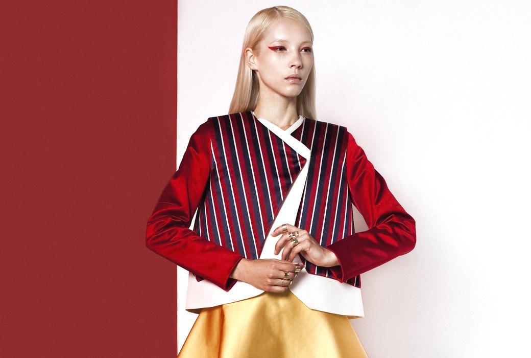 Saint-Tokyo: Асимметричная женская  одежда из Петербурга. Изображение № 2.