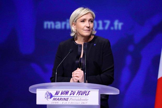 Почему победа Марин Ле Пен станет поражением феминизма. Изображение № 4.