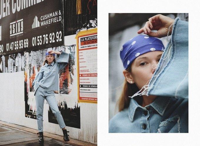 Ksenia Schnaider выпустила новую кампанию с участием блогеров. Изображение № 8.
