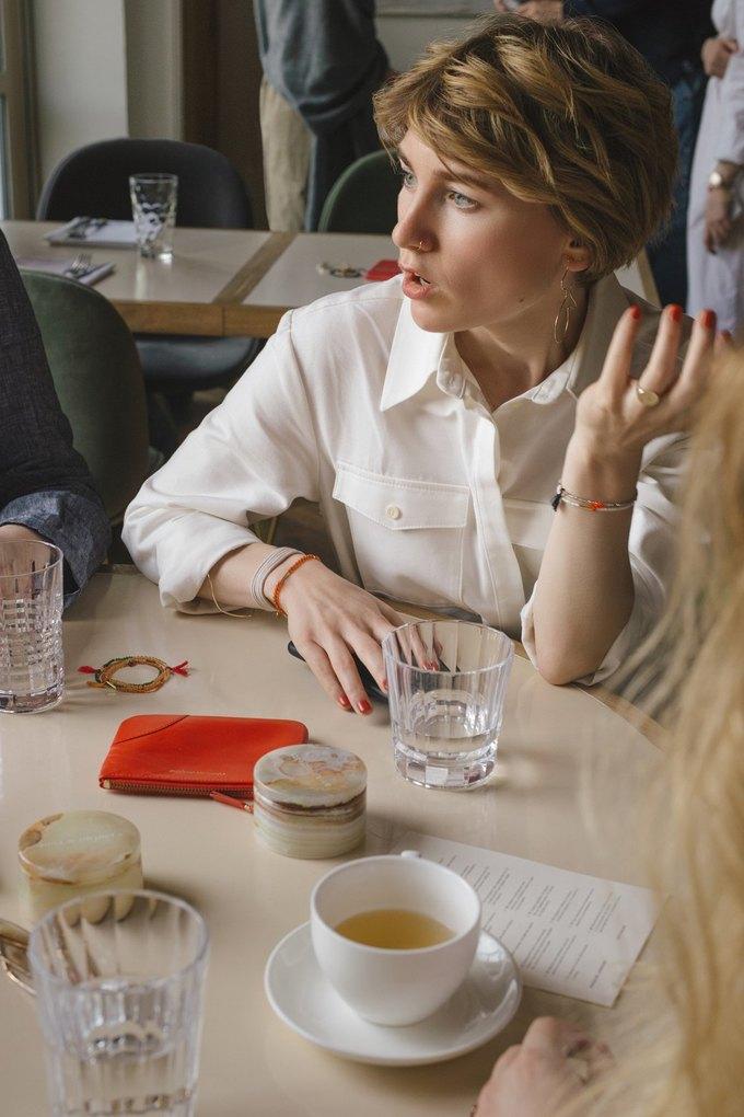 Марка украшений Anna Maslovskaya показала новую коллекцию. Изображение № 15.