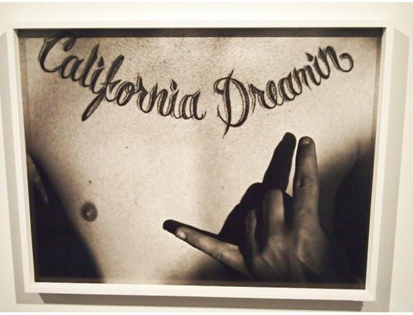 «Сalifornia dreamin» – выставка калифорнийский художников, которую курировал эди в париже в 2011. Изображение № 53.