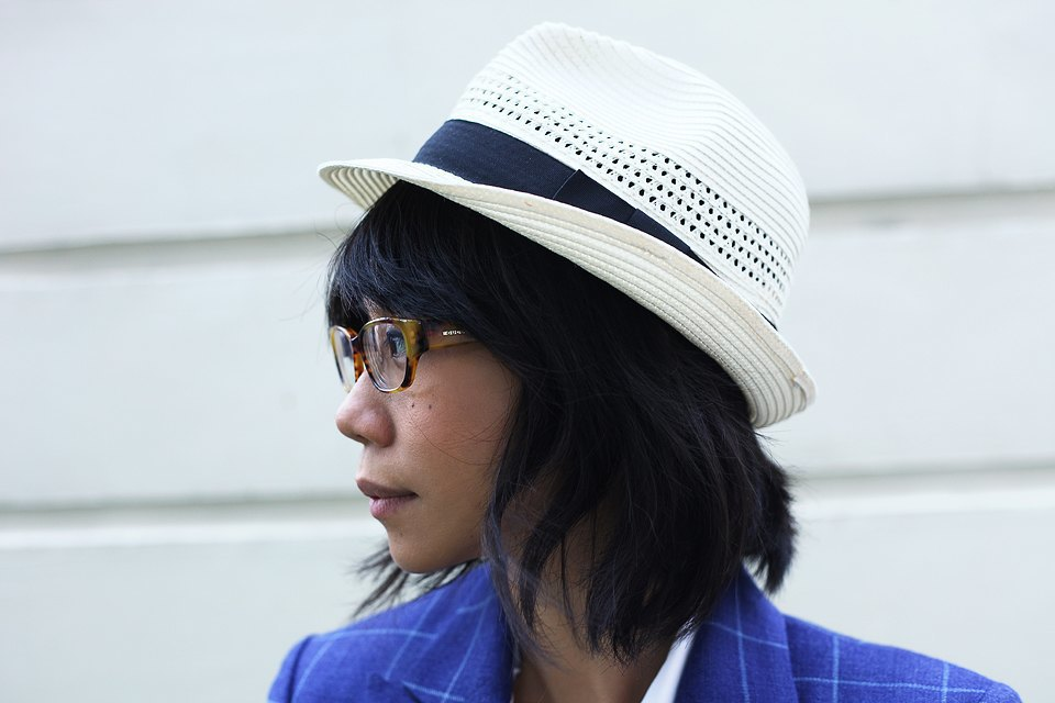 Гардероб: Джени Кай,  директор моды Esquire Singapore . Изображение № 31.