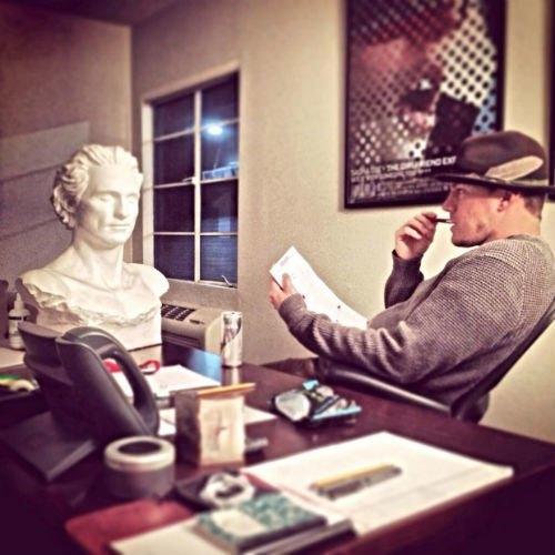 Ченнинг Татум, похоже, пишет сценарий второго «Супер Майка». Изображение № 1.